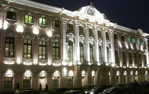 stroganoff palace